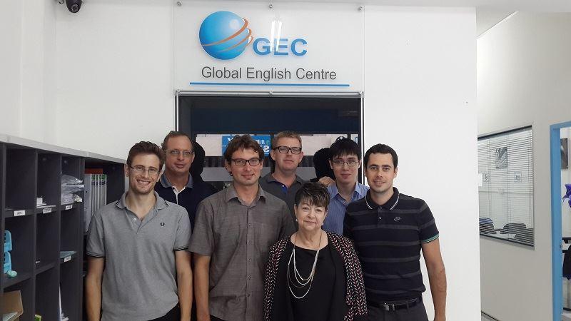 Global English Centre (GEC)